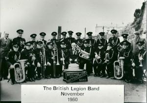 Brixham RBL Band 1960