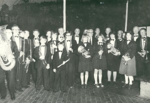 Brixham RBL Band 1978