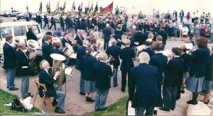Operation Tiger comemoration - Torcross 1995