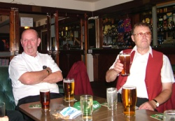 Relaxing after gig 29 Jul 04 SMALL.jpg