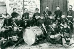 1896 - The brixham Band