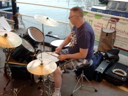 paul seven our guest drummer