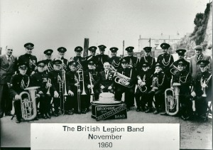 Brixham RBL Band 1960