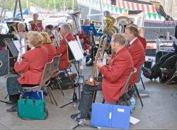 Euphoniums & trombones