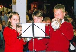 Junior cornets