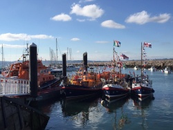 Lifeboat services  - 12aug16