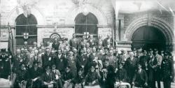 1937 - The Brixham band compilation on Coronation day