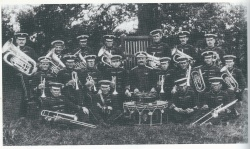 1927 Brixham British Legion band